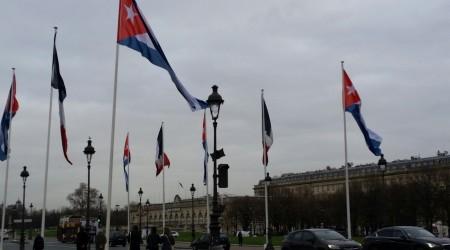 Quand le pays des Droits de l'Homme accueille le dictateur cubain les bras ouverts.